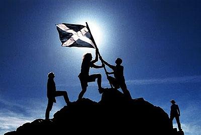 Historia de Escocia, el problema de su independencia