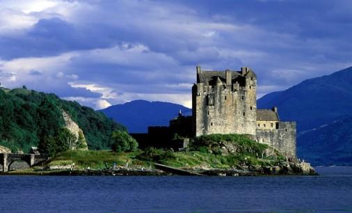 Eilean Donan Castle, castillo con historia