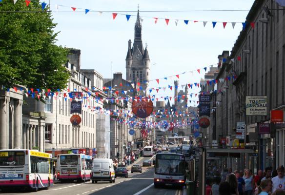 Aberdeen, High Street