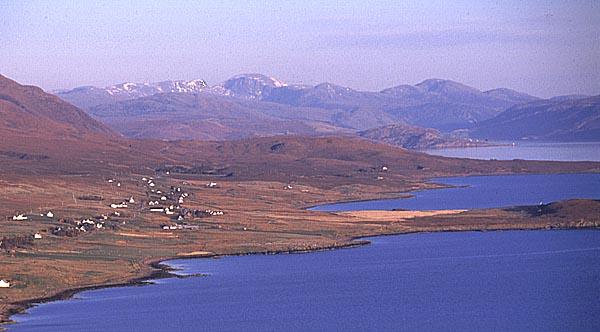 Achiltibuie, un remanso de paz en la costa escocesa