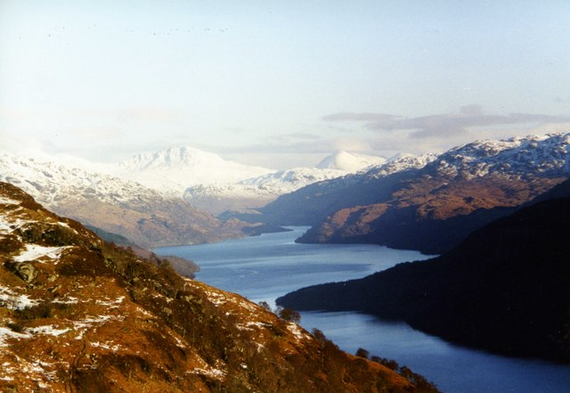 Loch Lomond United Kingdom  city photo : El Lago Lomond, un remanso de millones de años
