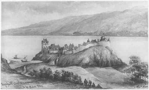 Castillo de Urquhart, fortaleza histórica