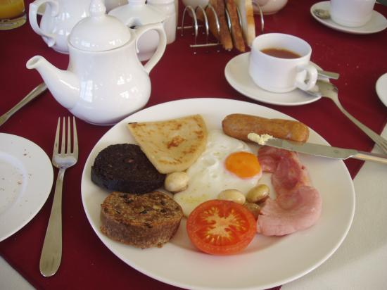 Tipico desayuno escocés