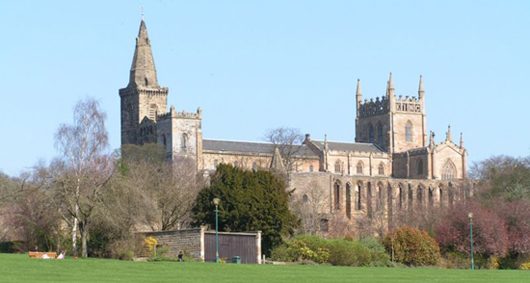 Dunfermline, la antigua capital de Escocia
