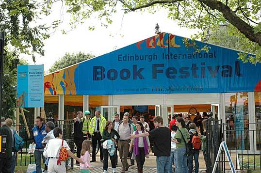 Festival del Libro en Edimburgo