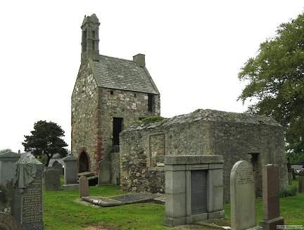 Antigua iglesia de Fordyce