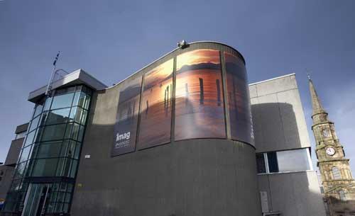 Museo y Galeria de Arte en Inverness