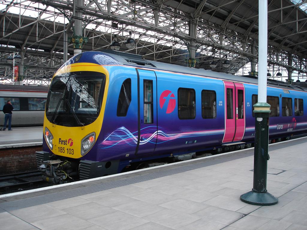 First TransPennine sortea un viaje a Edimburgo