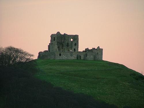 Castillo de Auchindoun