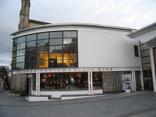 Centro de Arte Contemporáneo de Dundee