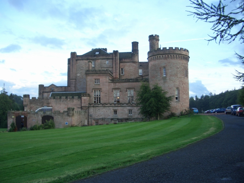 Castillo de Dalhousie