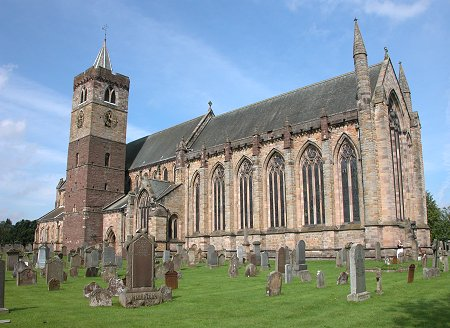 Dunblane, importante catedral medieval escocesa