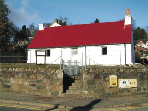 Cottages en Escocia