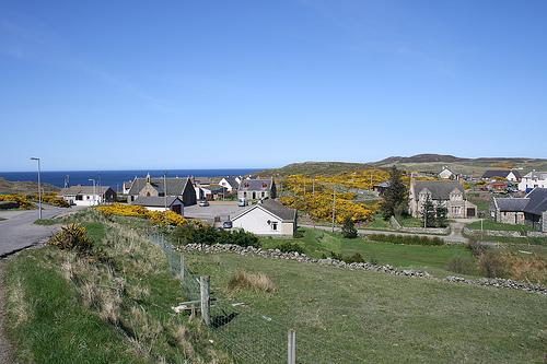 Bettyhill, leyendas y mitos en Inverness