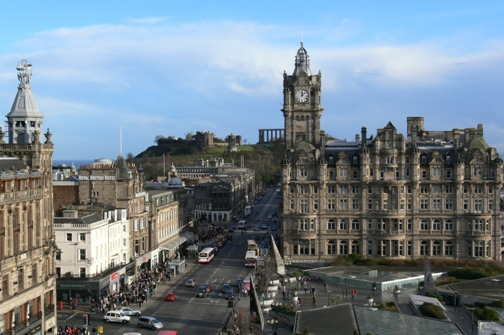 Fotos de Edimburgo