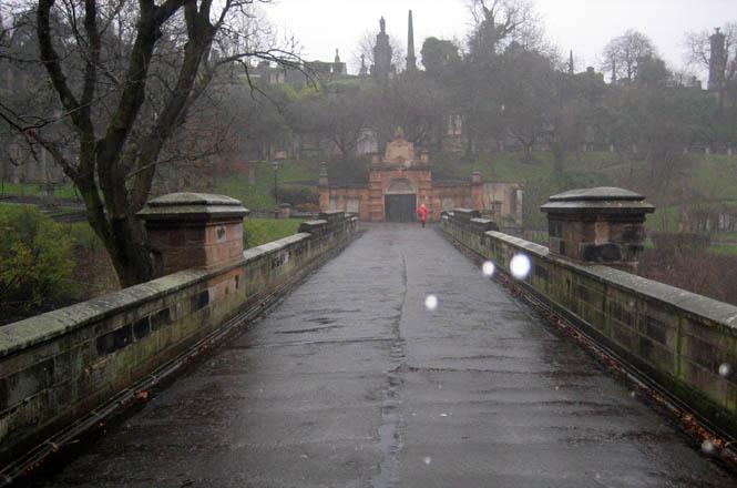 La Necrópolis de Glasgow