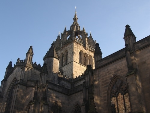 Sait Giles Cathedral