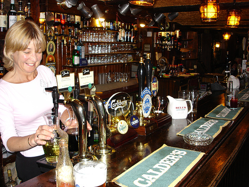 Dreel Tavern en Anstruther