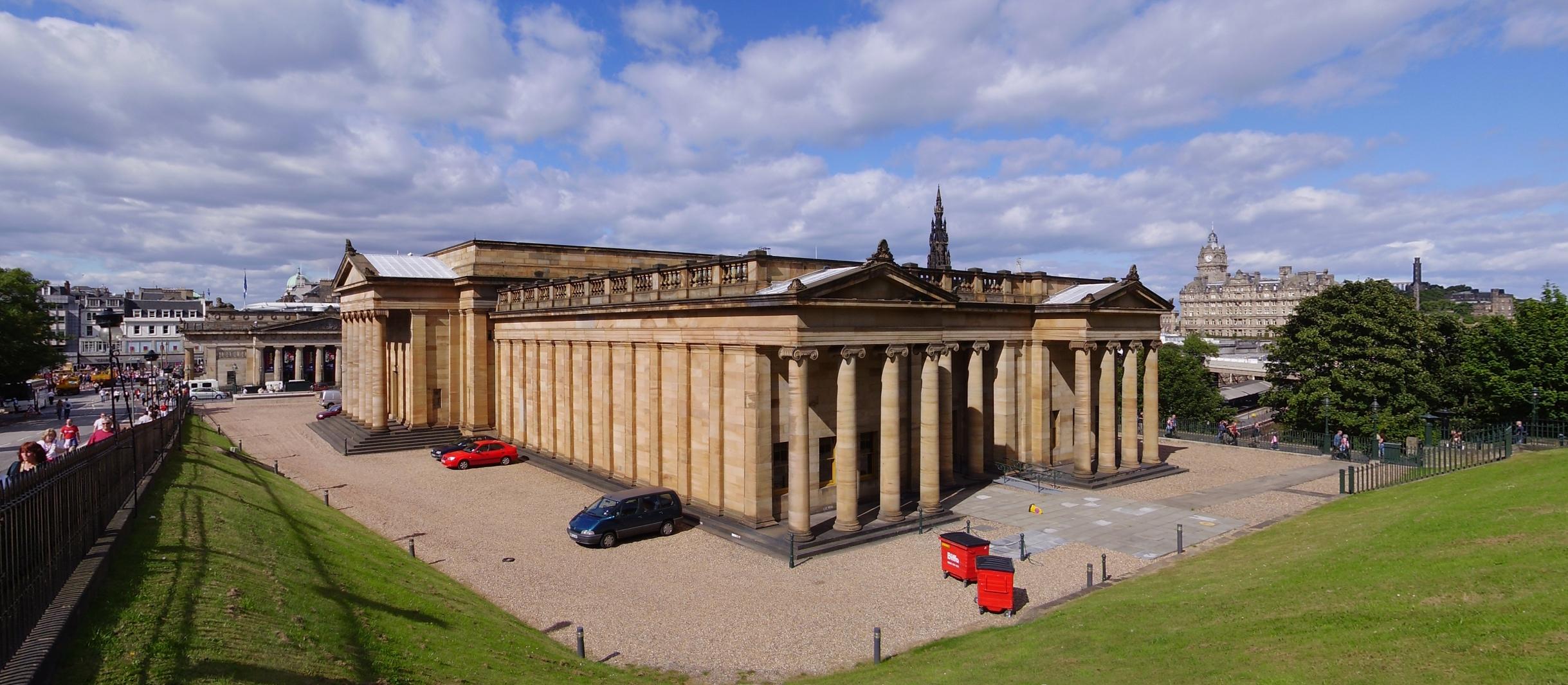 Visitas gratuitas en Edimburgo
