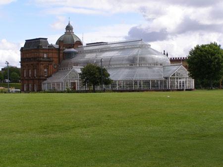 People palace en Glasgow