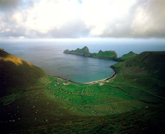 Islas de Escocia