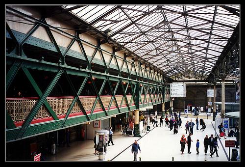 Estación de Waverley de Edimburgo