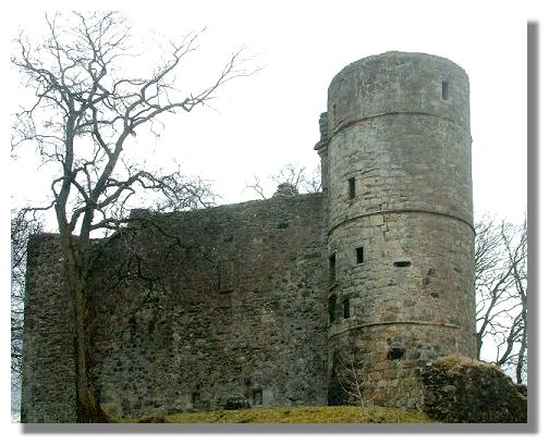 Castillo de Strathaven