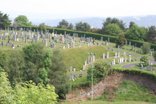 Cementerio de Escocia