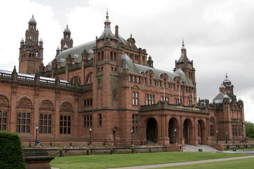 Museo y Galeria de Arte de Kelvingrove en Glasgow