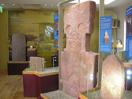 El Museo de Piedras Pictish en St Vigeans