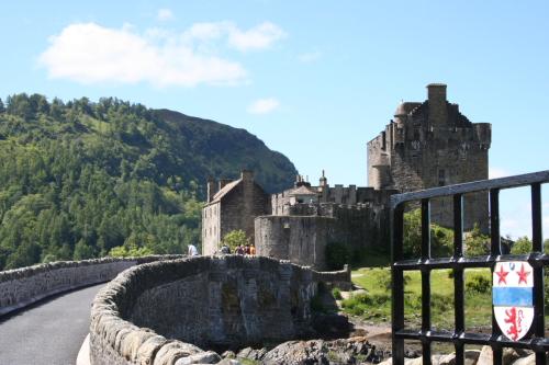 Casarse en un castillo escocés