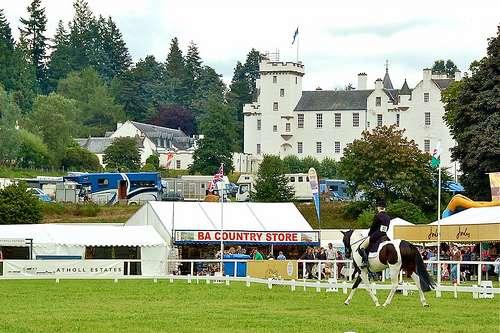 Agosto 2011, eventos destacados en Escocia
