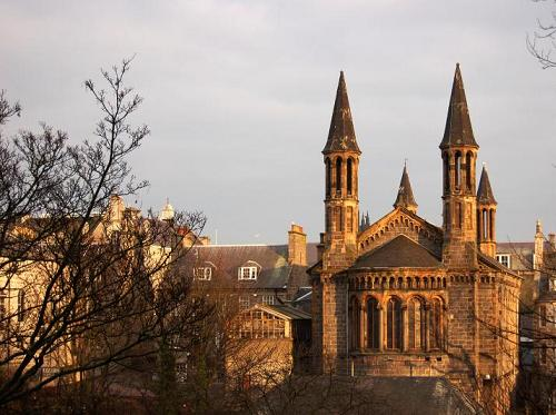 Lugares turísticos en la ciudad de Aberdeen