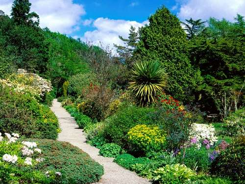 Jardin Arduain, en Oban