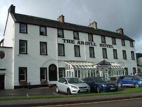 Dormir en el Hotel Argyll en Inveraray