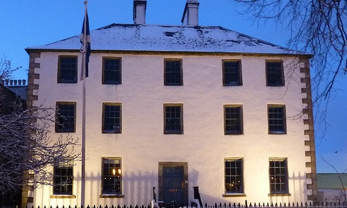 Balnain House, visita en Inverness