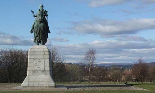 Bannockburn y el pasado glorioso escocés