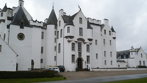 Sorteo de un viaje a Escocia