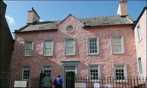 Broughton House, una casa para recorrer