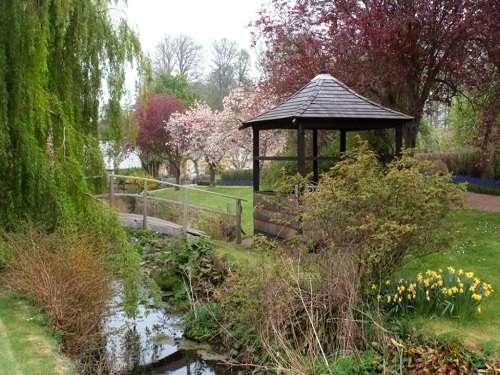 Jardines de Cambo, cerca de St. Andrews