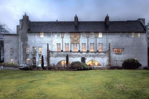 Casa para los Amantes del Arte en Glasgow