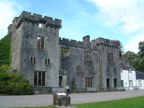 El Castillo de Armadale en la isla de Skye