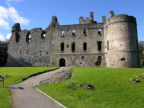 Visitar el Castillo de Balvenie, en Dufftown