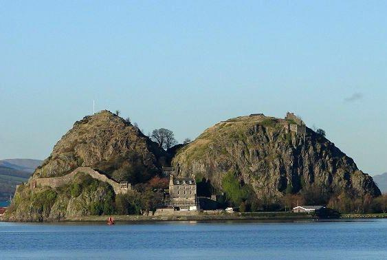 Castillo de Dumbarton