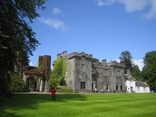hoteles castillo en Escocia