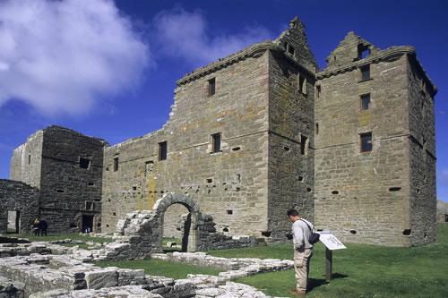 Castillo de Noltland