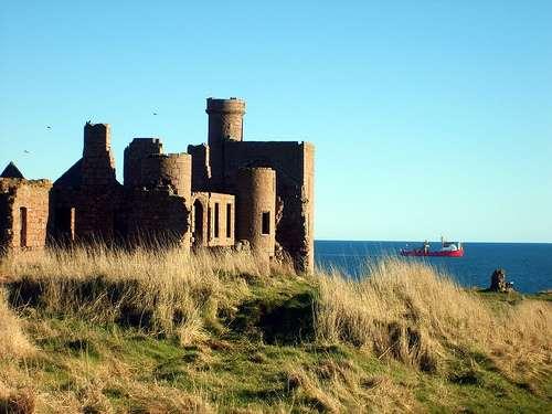Castillo de Slains