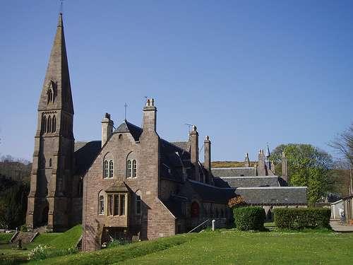 Catedral de la Isla de Cumbrae