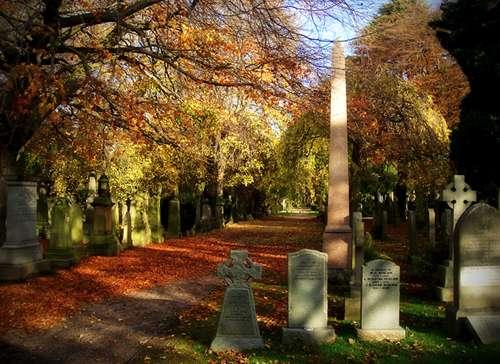 Cementerio de Edimburgo