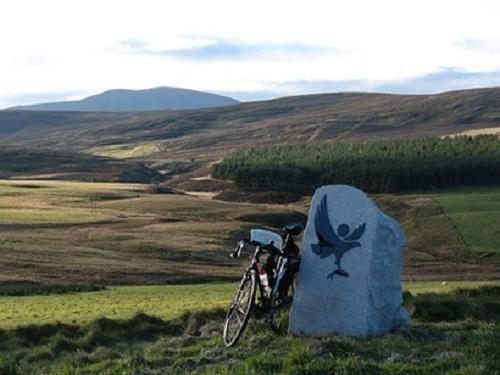 Septiembre 2011 para turistas en Escocia
